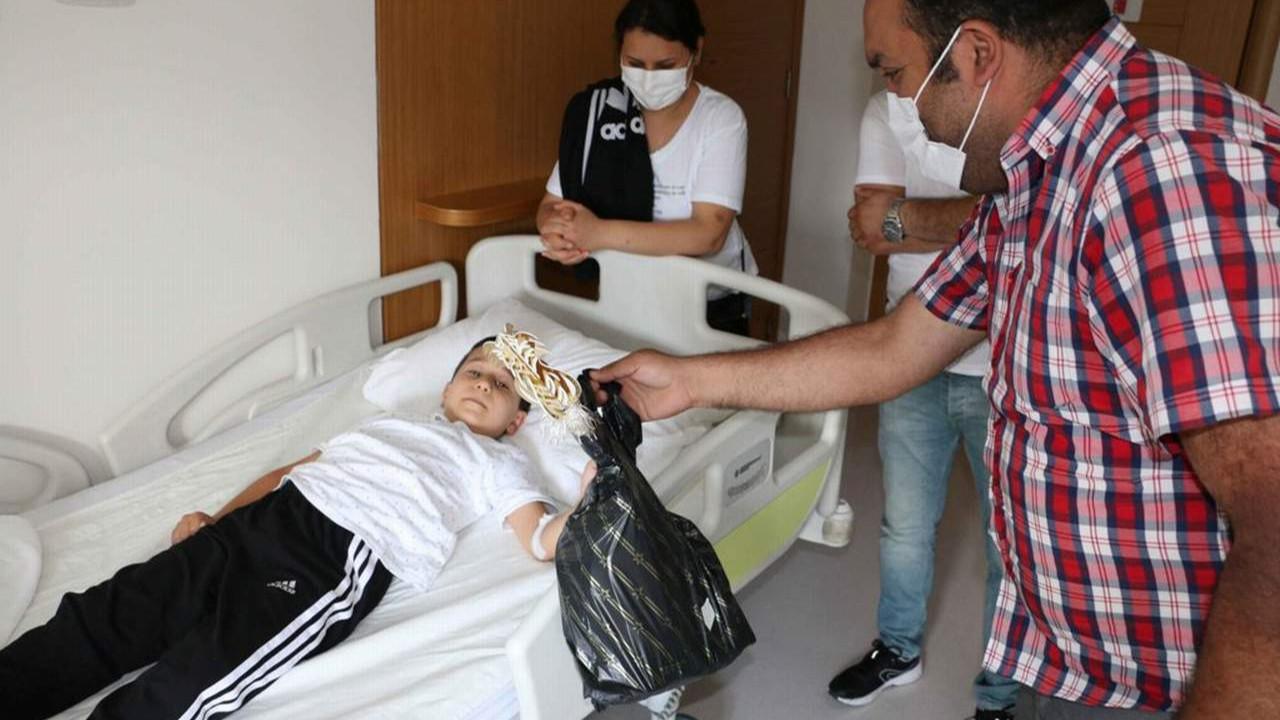 Kartal'da 2 Binin Üzerinde Çocuğa Hastane Ortamında Sünnet