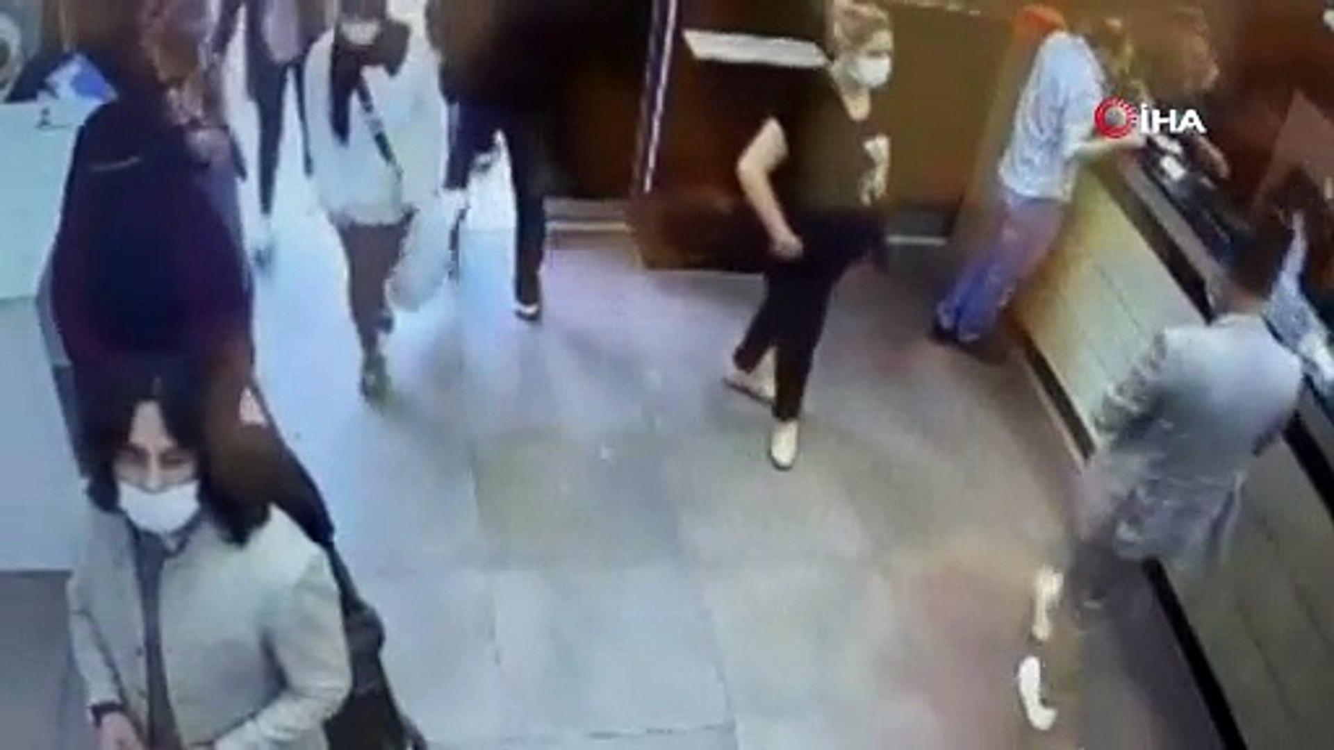 İstanbul'da turistler turistleri soydu! İnanılmaz hırsızlık kamerada