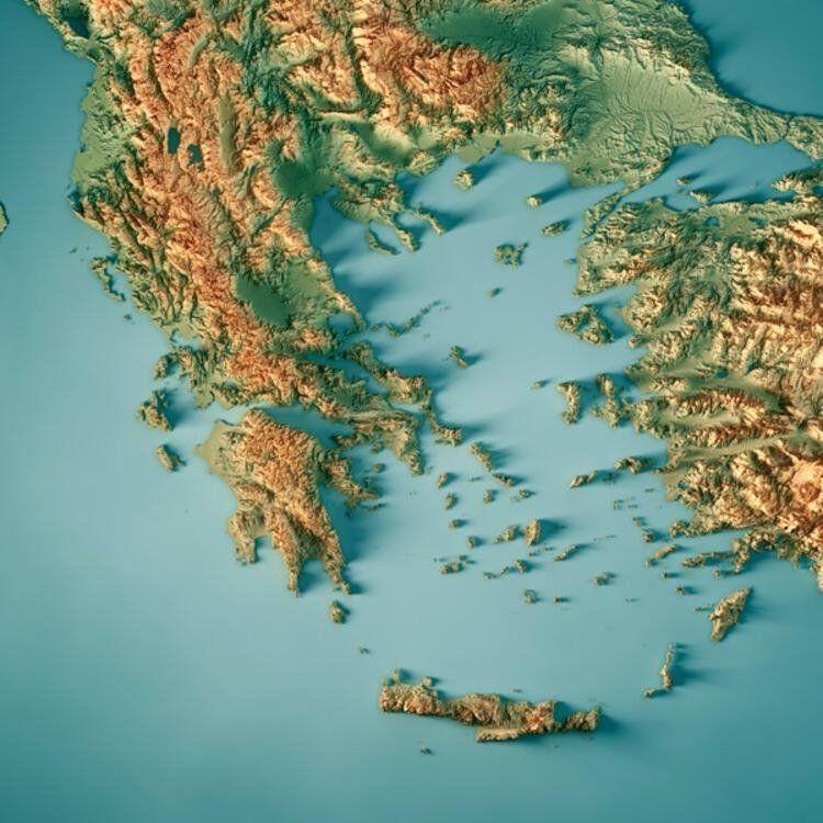 Yunanistan heyecanı sevdi anlaşılan! Türkiye'ye karşı ateşle oynuyorlar - Resim: 1