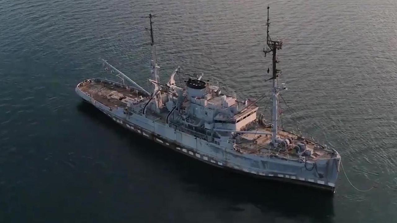 ''ATMACA'nın vurduğu gemiye ne olduğunu merak ediyor musunuz?''