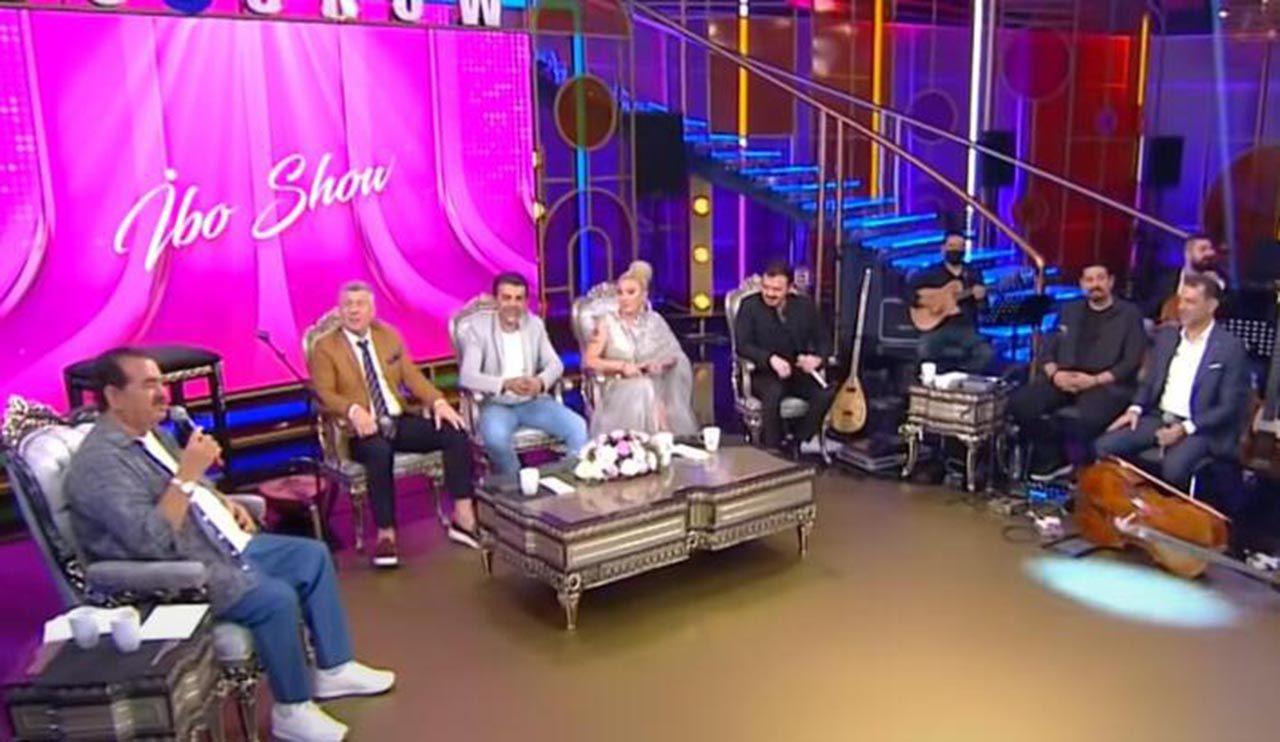 İbo Show'da duygusal anlar! İbrahim Tatlıses'in kızı programa damga vurdu - Resim: 2