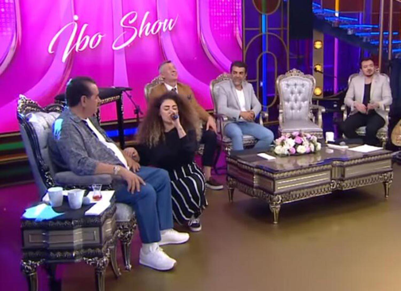 İbo Show'da duygusal anlar! İbrahim Tatlıses'in kızı programa damga vurdu - Resim: 3