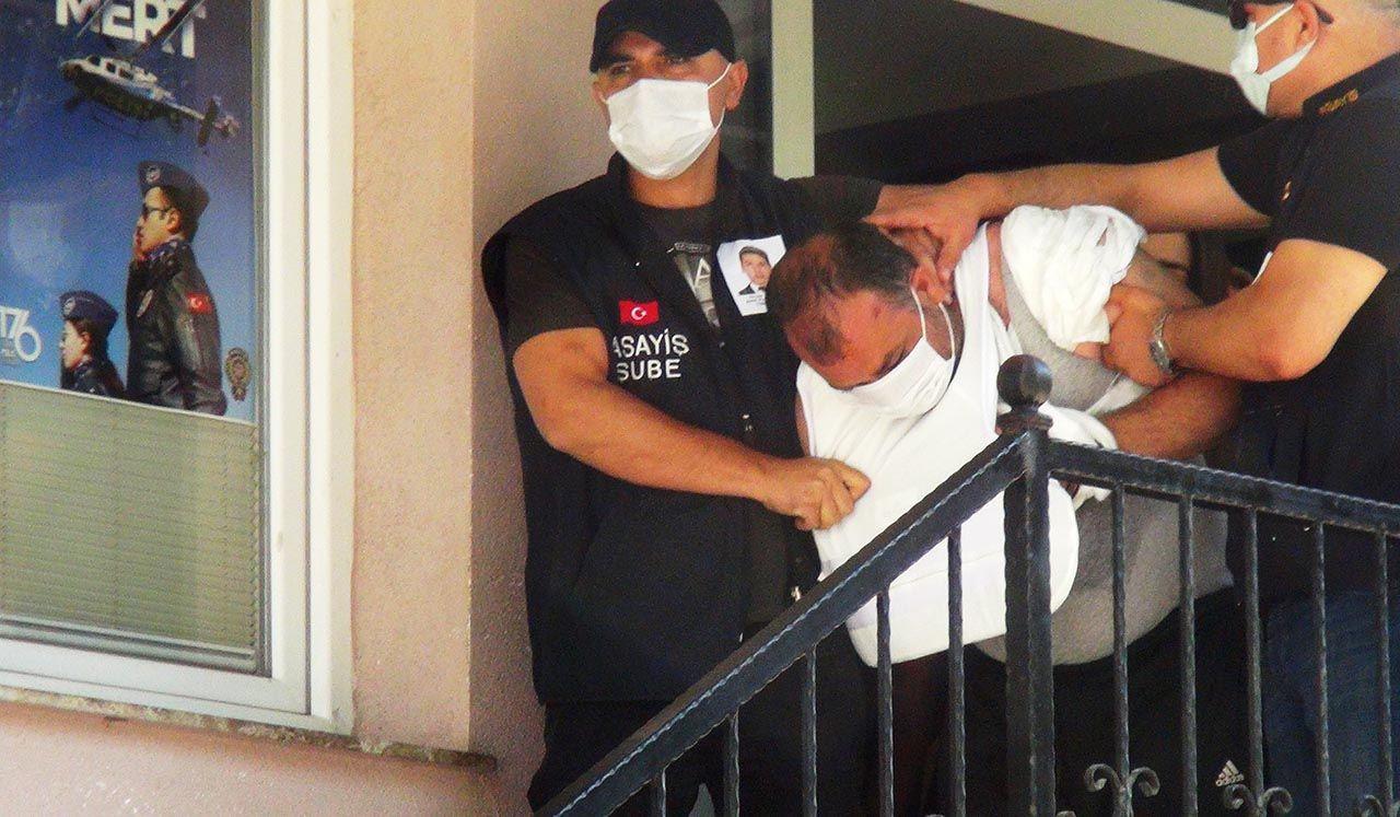 Polis katillerin adliyeye sevkinde dikkat çeken detay - Resim: 1