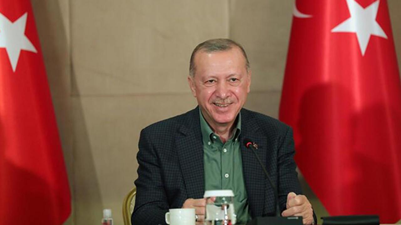 Erdoğan sağlık durumunu böyle açıkladı: Yıkılmadık, ayaktayız