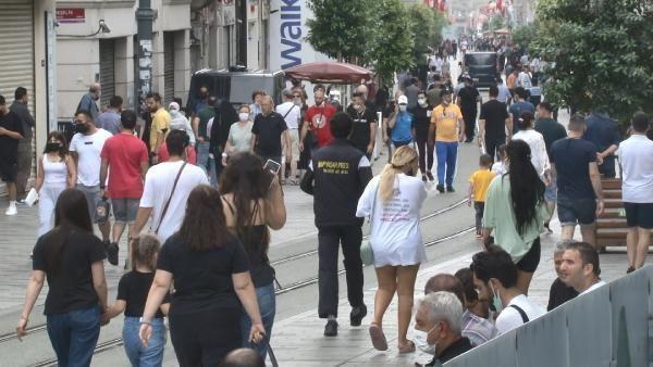 İstanbul'da ''Pazar günü sokağa çıkma yasağı yok mu'' dedirten görüntüler - Resim: 3