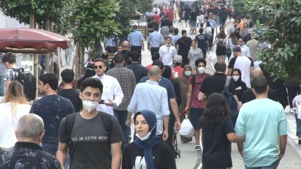 İstanbul'da ''Pazar günü sokağa çıkma yasağı yok mu'' dedirten görüntüler - Resim: 2