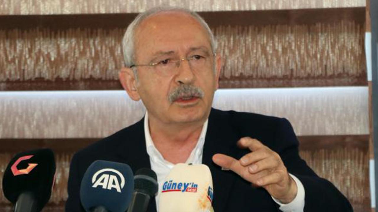 Kılıçdaroğlu, Kanal İstanbul ihalesi için çağrı yaptı