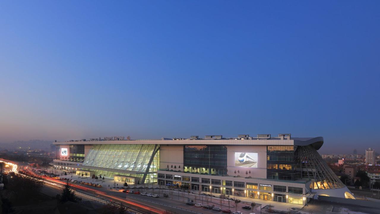 Ankara Garı yolcu garantisinde %92 yanılma payıyla rekor kırdı