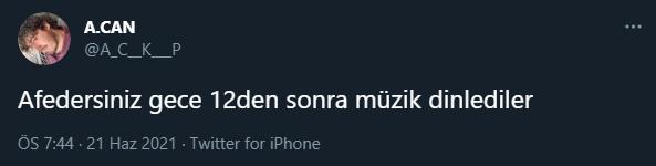 Erdoğan'ın ''müzik kısıtlaması'' ile ilgili sözlerine tepkiler çığ gibi büyüyor - Resim: 1