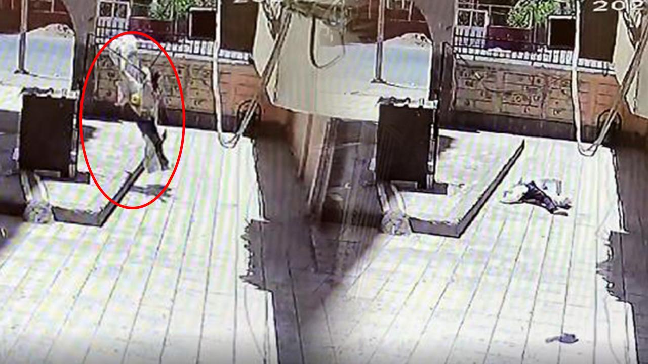 Yer: Diyarbakır... Tartıştığı kişi silah çekince 7'inci kattan atladı
