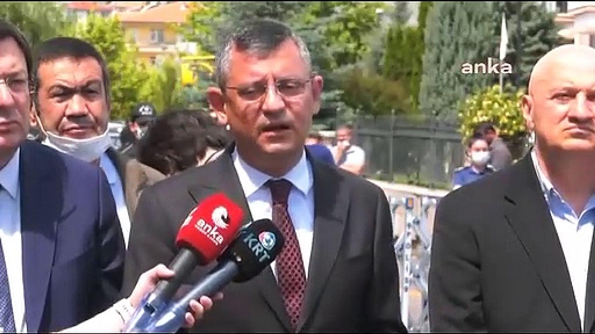 CHP'li Özel: ''Burunlarından fitil fitil getireceğiz!''