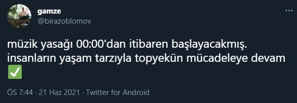 Erdoğan'ın ''müzik kısıtlaması'' ile ilgili sözlerine tepkiler çığ gibi büyüyor - Resim: 4