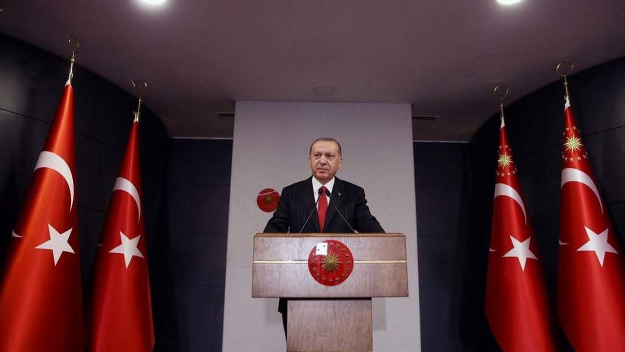Erdoğan açıkladı: 1 Temmuz itibariyle sokağa çıkma yasakları kaldırıldı