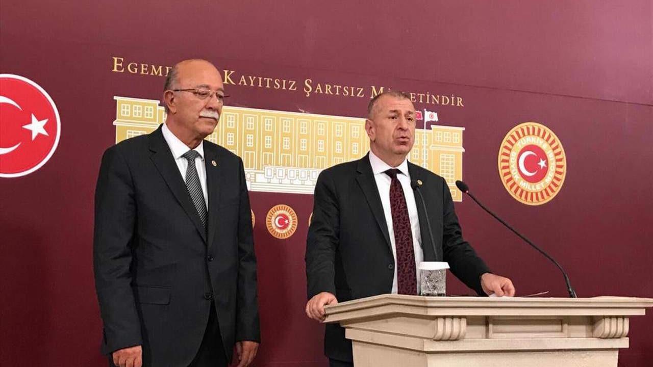 Ümit Özdağ: ''26 Ağustos'ta partimizi kuruyoruz''
