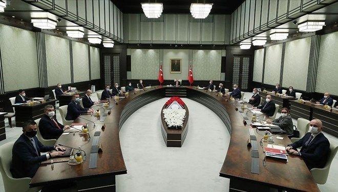 Kabine toplantısı başladı! Masada yeni normalleşme kararları var - Resim: 1