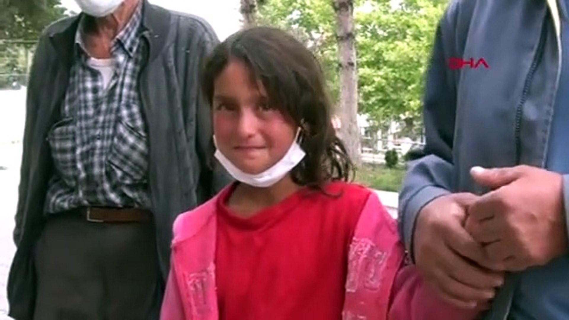 Komandolar bile onu arıyordu... Minik kız çocuğu Kıymet bulundu