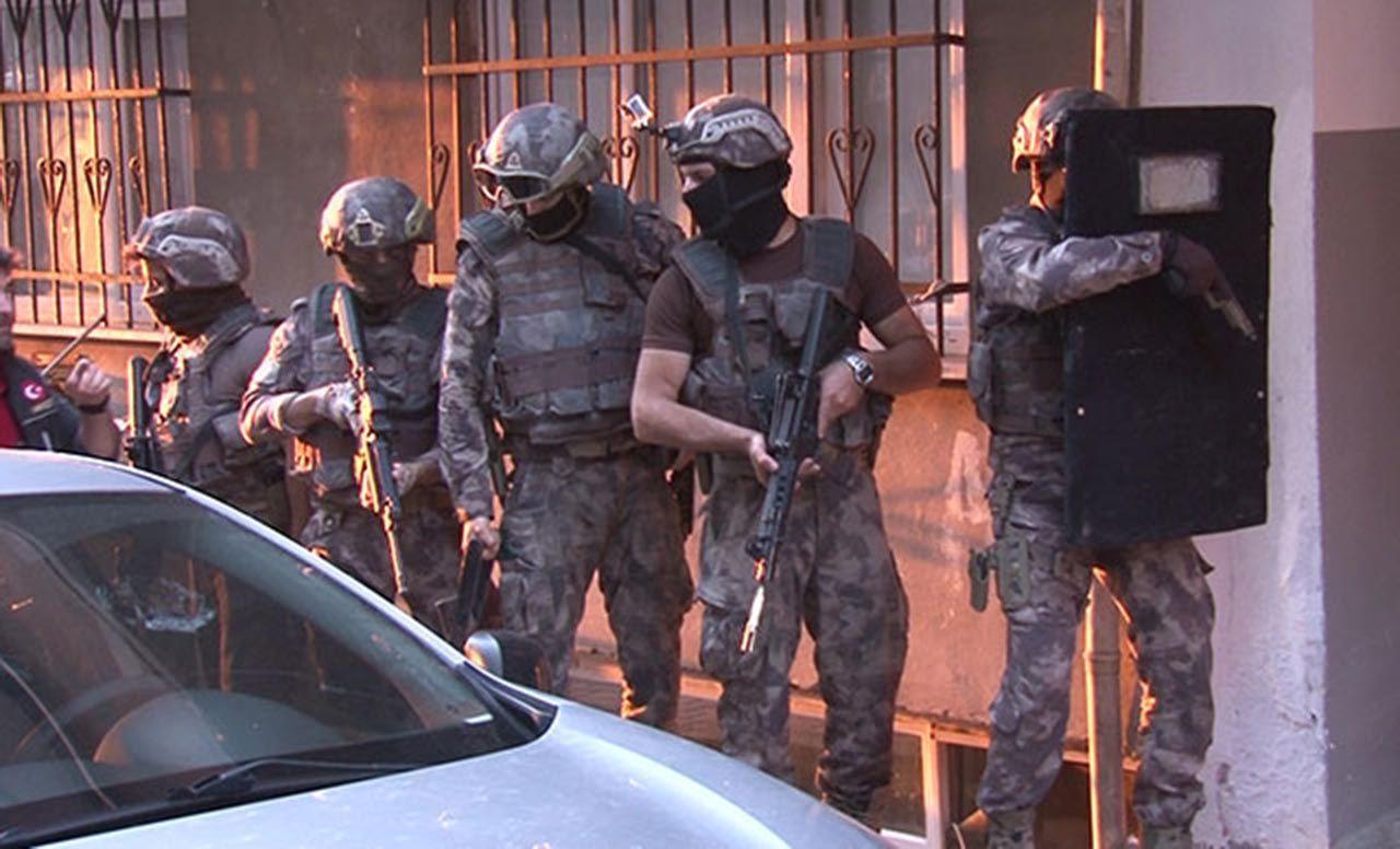 İstanbul'da dev operasyon: 32 şüpheli gözaltında - Resim: 1