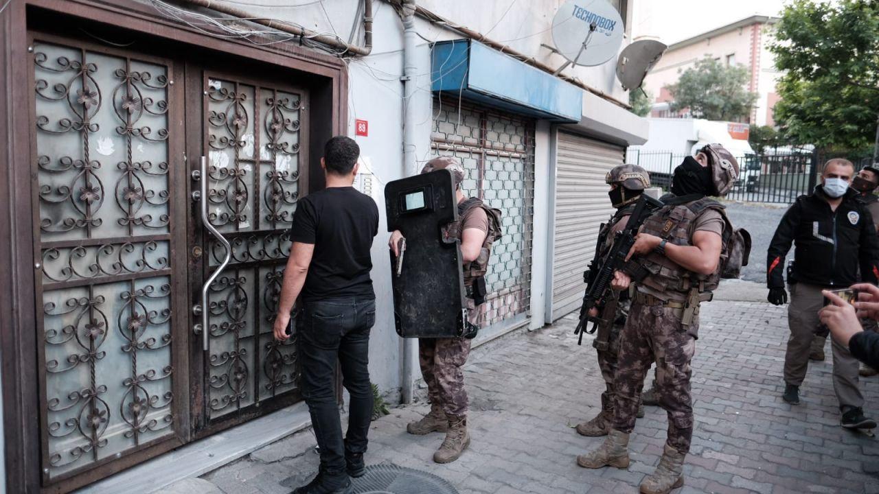 İstanbul'da dev operasyon: 32 şüpheli gözaltında - Resim: 2