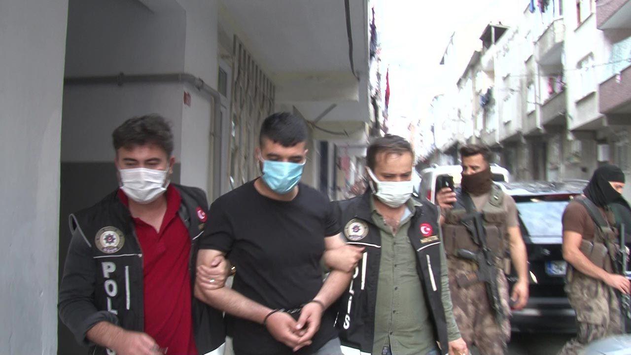 İstanbul'da dev operasyon: 32 şüpheli gözaltında - Resim: 4