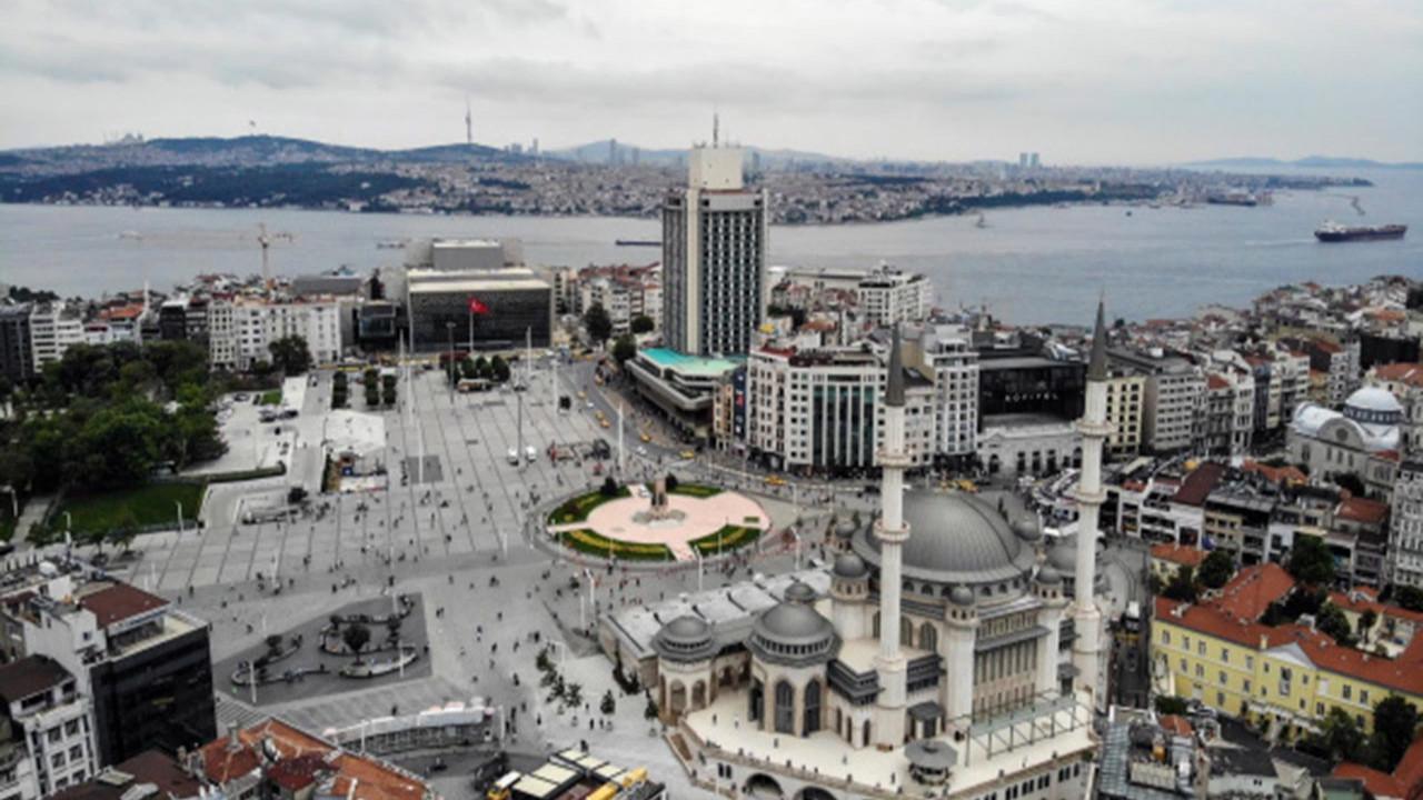 Cami tamam, AKM yolda... İşte yeni Taksim