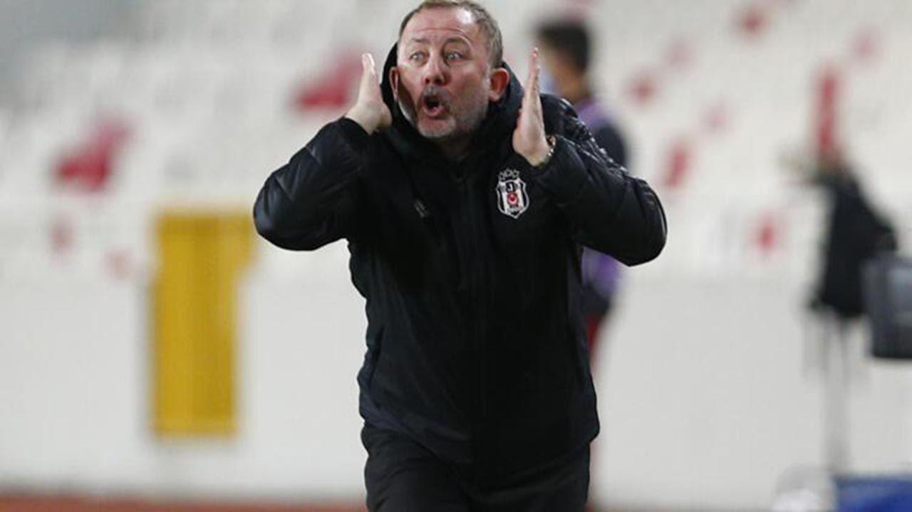Beşiktaş'tan Sergen Yalçın açıklaması geldi! - Resim: 1