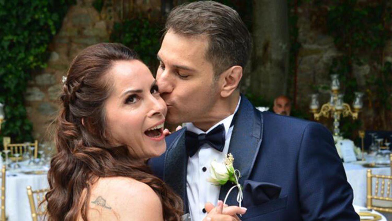 Oyuncu Sevinç Erbulak ve Volkan Cengen evlendi - Resim: 3