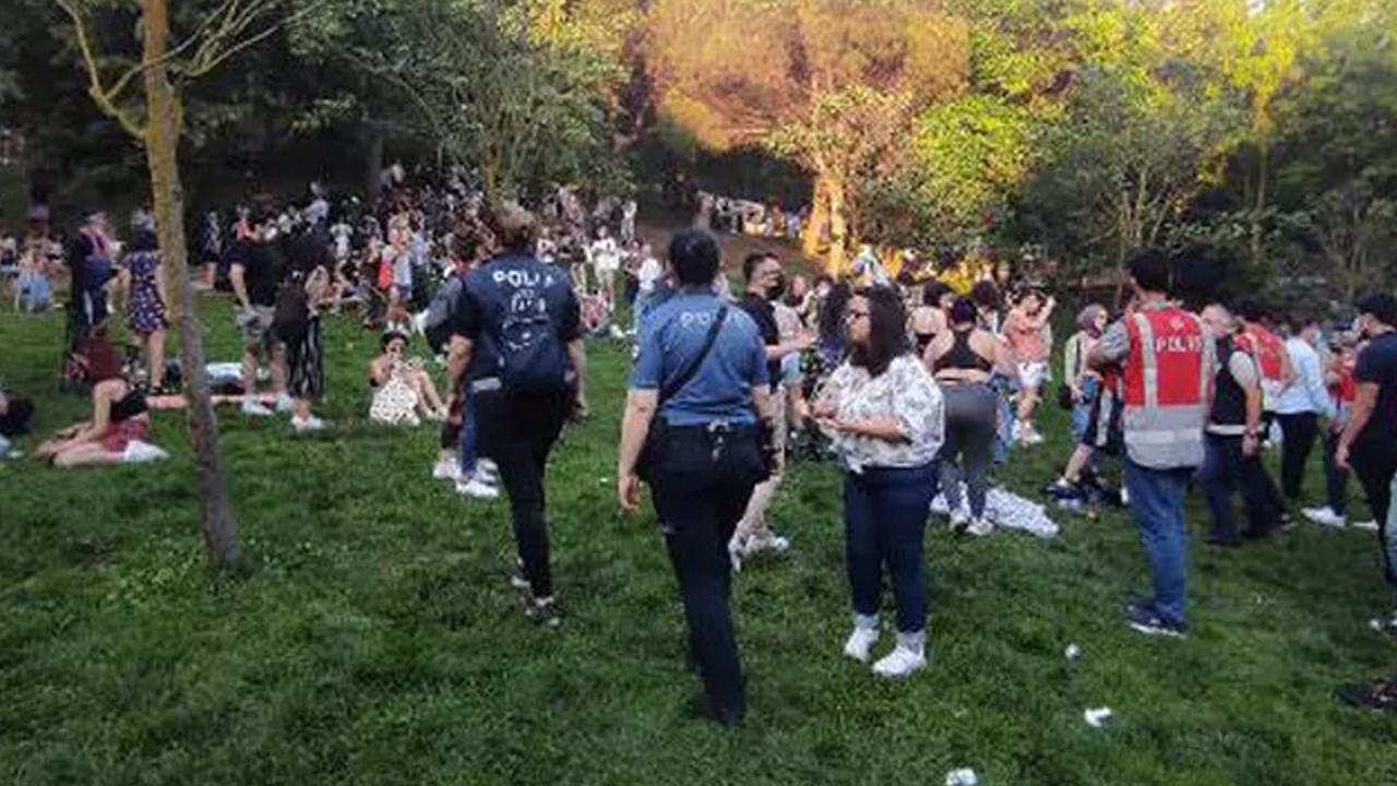 Maçka Parkı'nda LGBT pikniğine polis müdahalesi