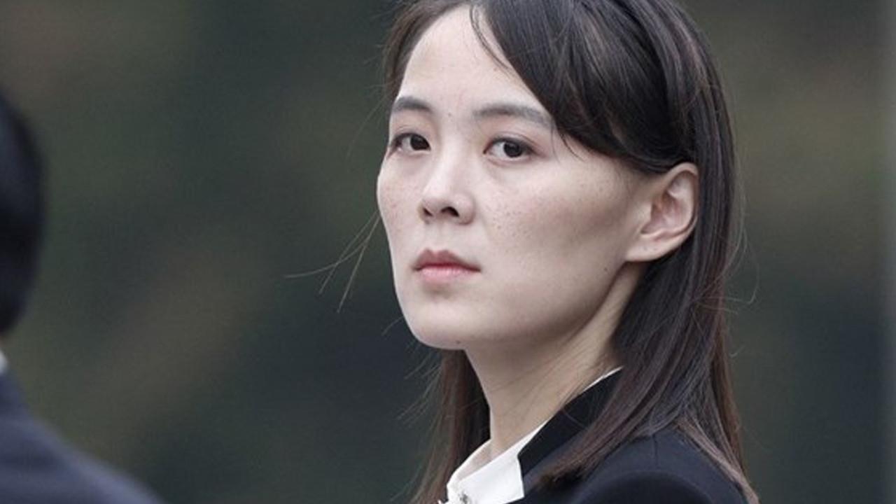Kim'in kız kardeşinden ABD'ye sert tepki