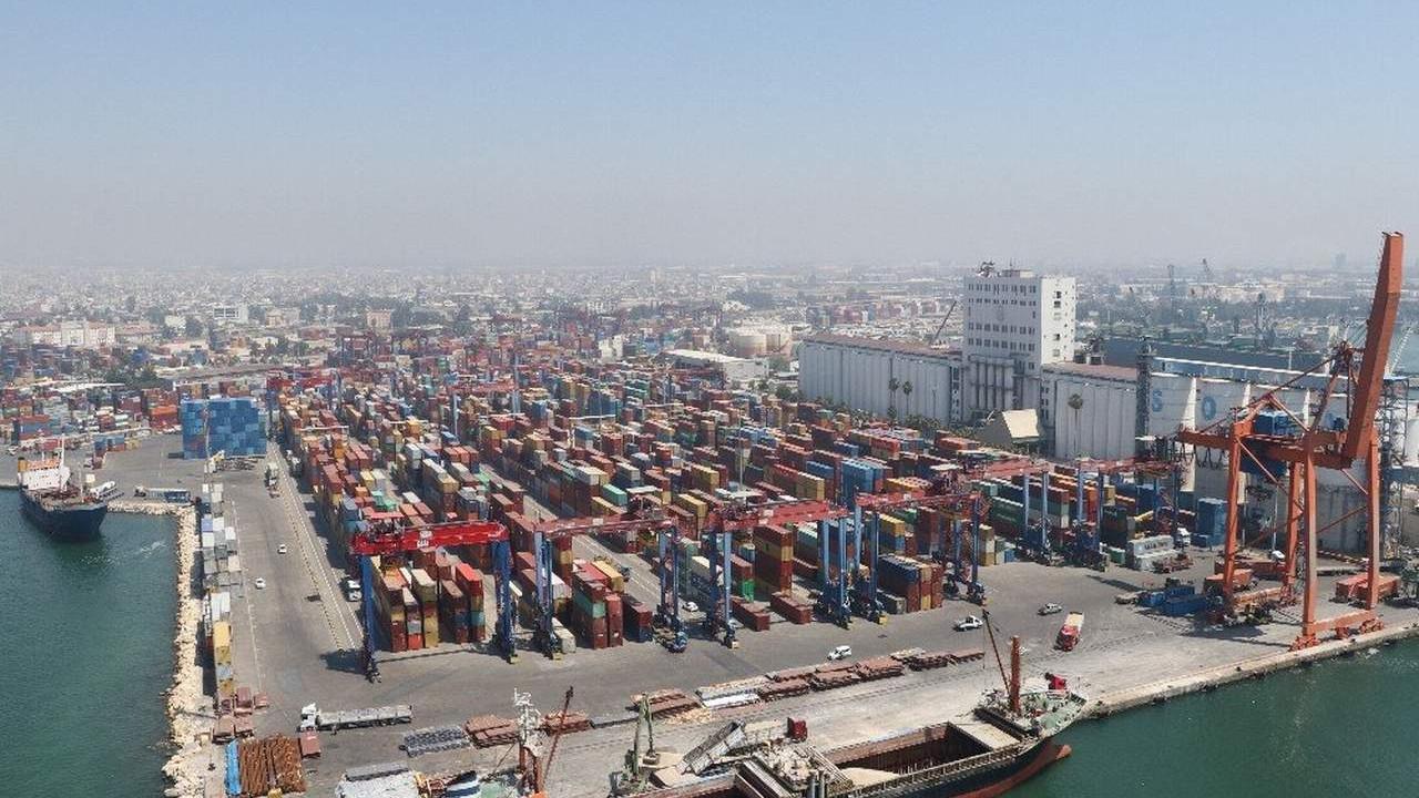 Mersin Limanı'nda 463 kilogram daha kokain ele geçirildi