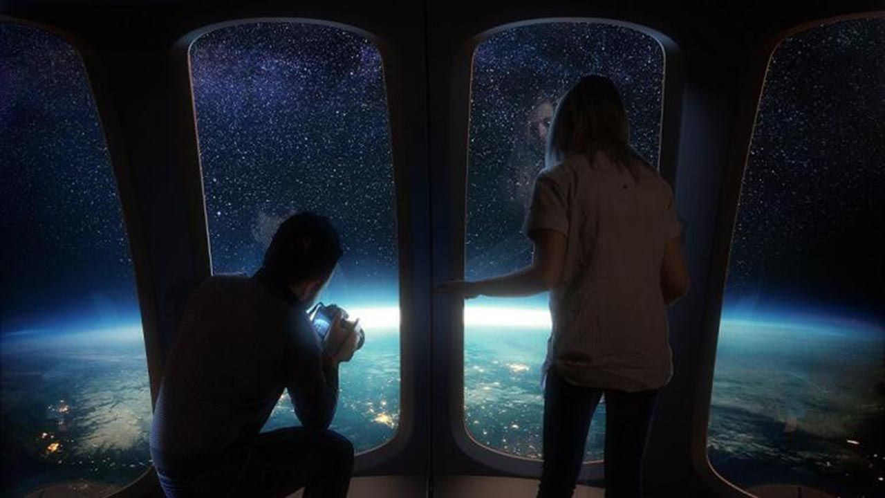 Uzay seyahatinin fiyatı belli oldu - Resim: 2