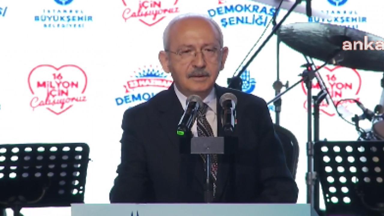 Kemal Kılıçdaroğlu: Devletin bütçesini harcayanlar hesap vermiyor