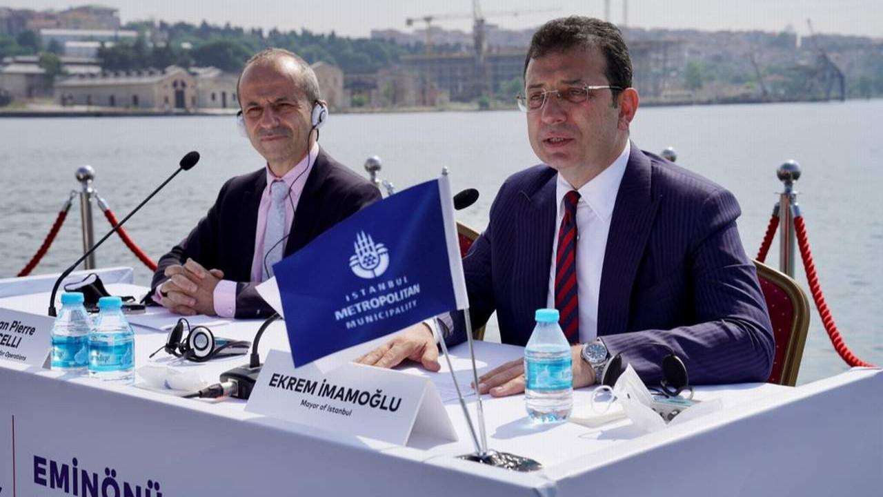 İBB ile AFD arasında 93 milyon avroluk ön protokol