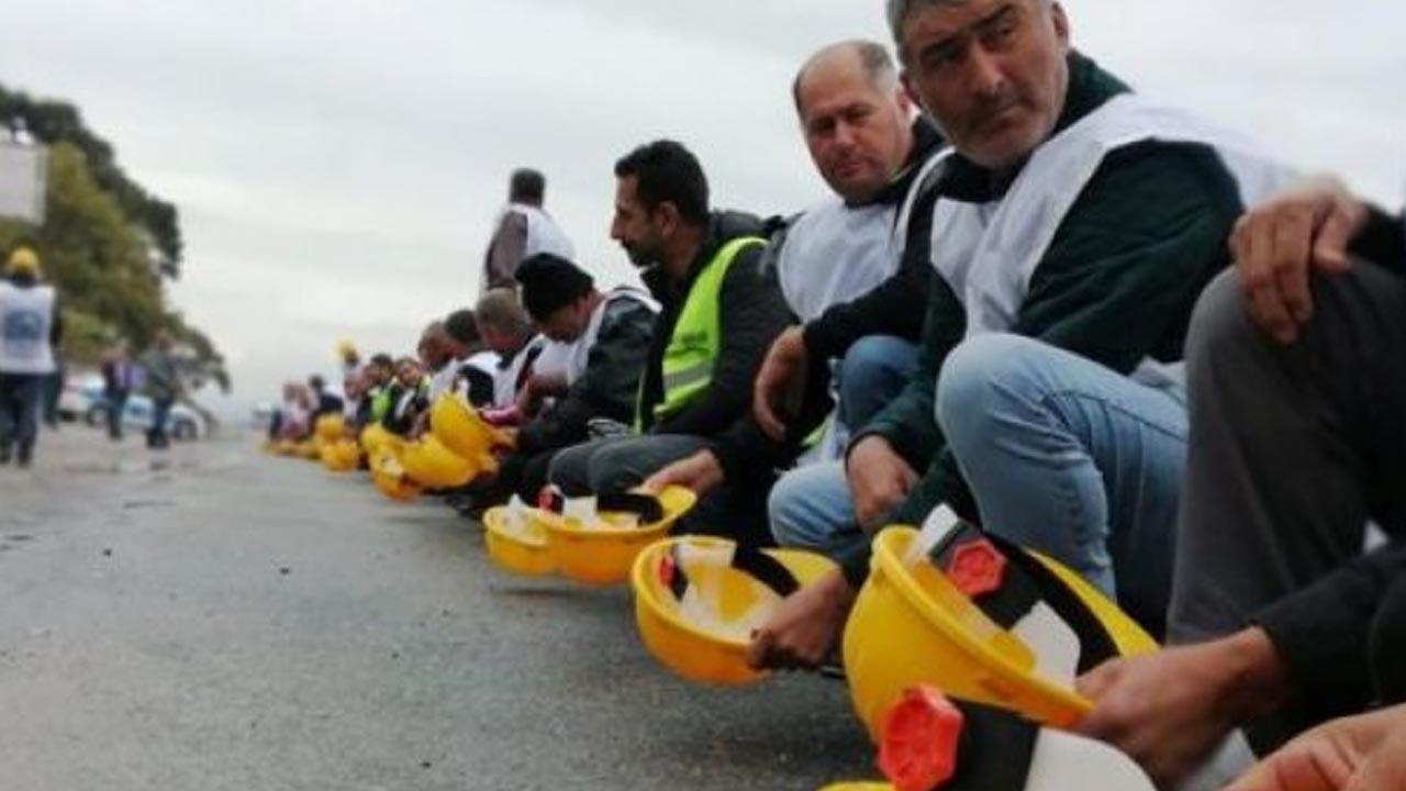 Somalı madenciler yeniden Ankara yolunda