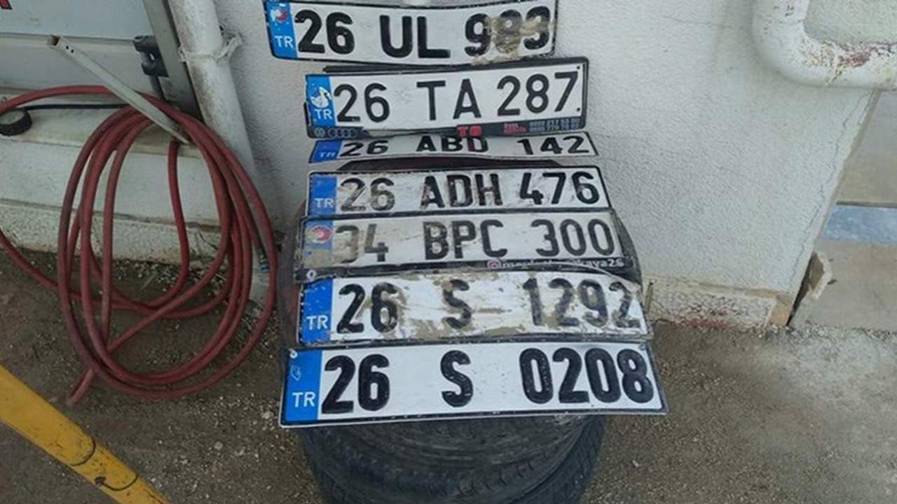 Sosyal medyada dikkat çeken ''araç plakası'' ilanları