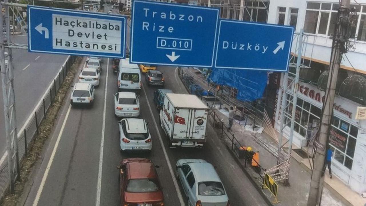 Gelene geçene ceza yazan fahri trafik müfettişi kenti karıştırdı