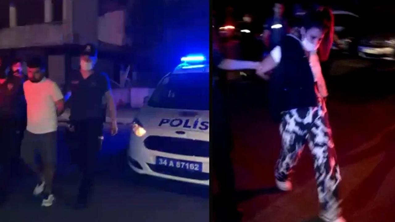 İstanbul'da hareketli dakikalar: Polise silahlı saldırı