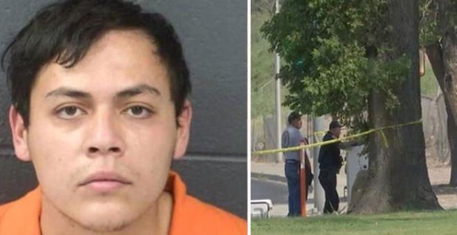 Korkunç olay: Karısına tecavüz eden adamın kafasını kesip kopmuş kafayla parkta oynadı - Resim: 1