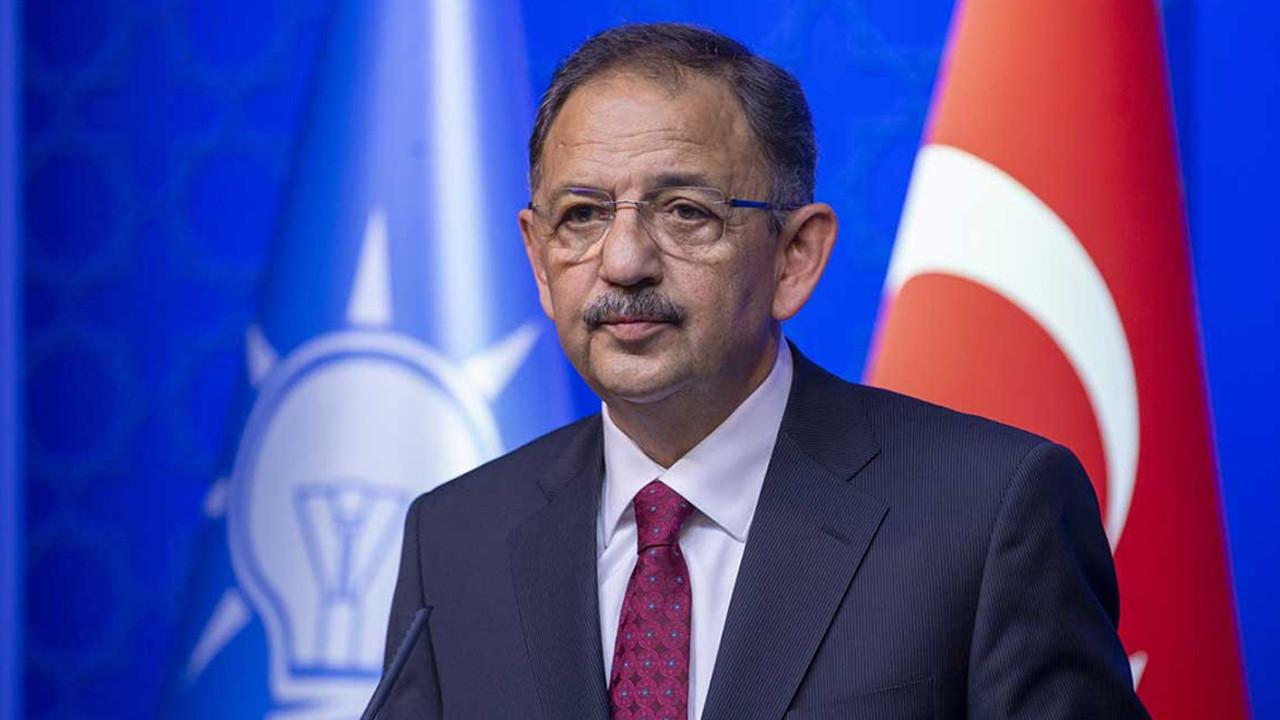 AK Partili Özhaseki partisinin oy oranını açıkladı