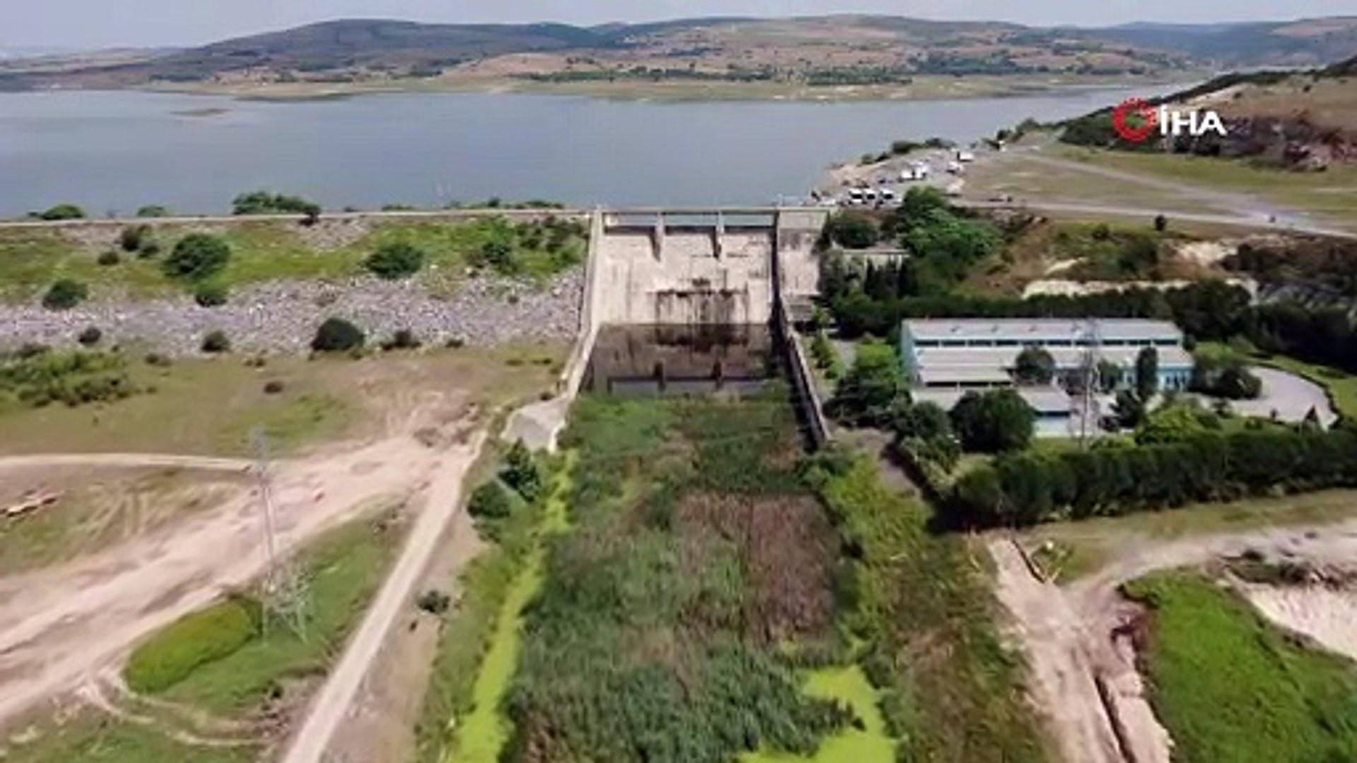 Kanal İstanbul inşaatı böyle görüntülendi