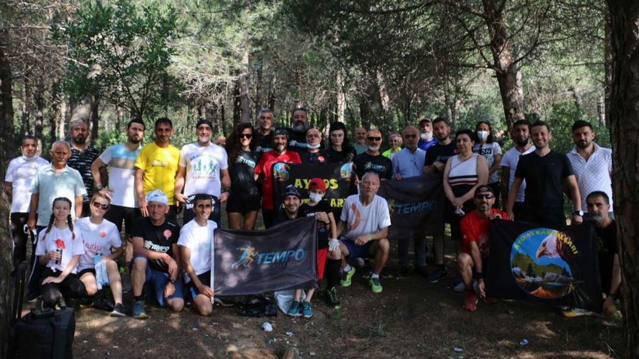 Kartal Belediyesi'nden Aydos Ormanı'nda temizlik seferberliği