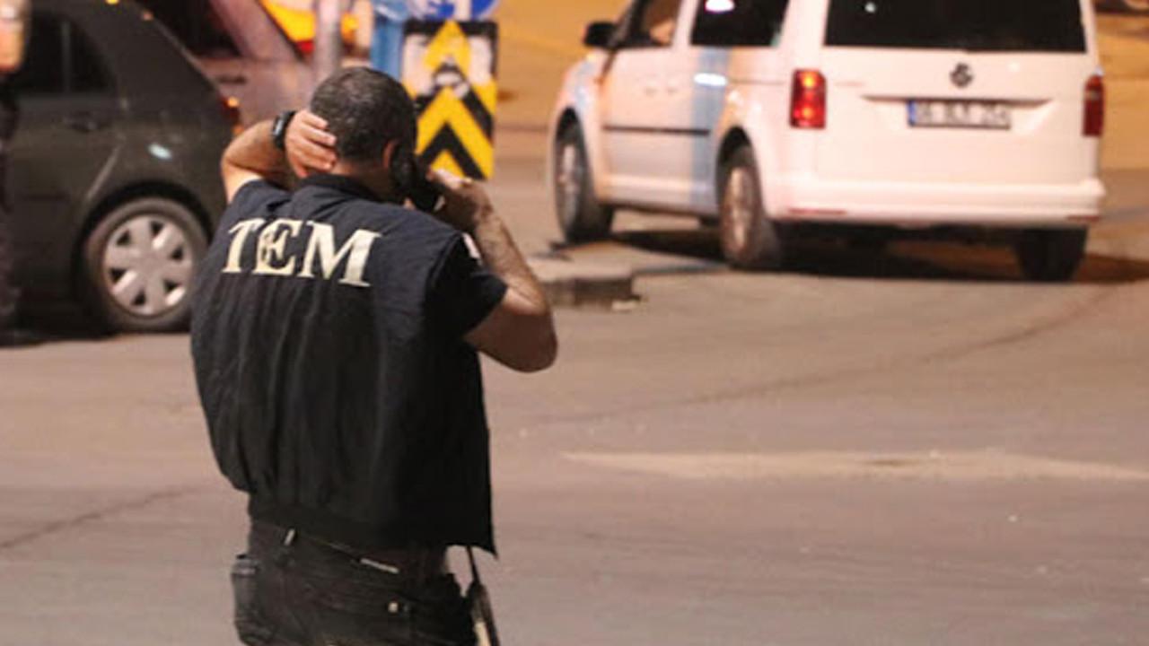 Ankara'da polis kontrol noktasına saldırı!