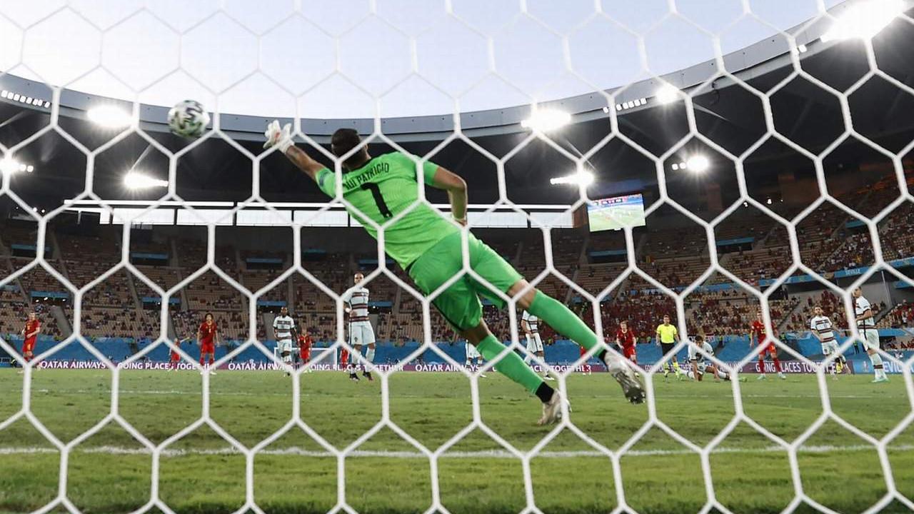 Euro 2020'de bir çeyrek finalist daha belli oldu