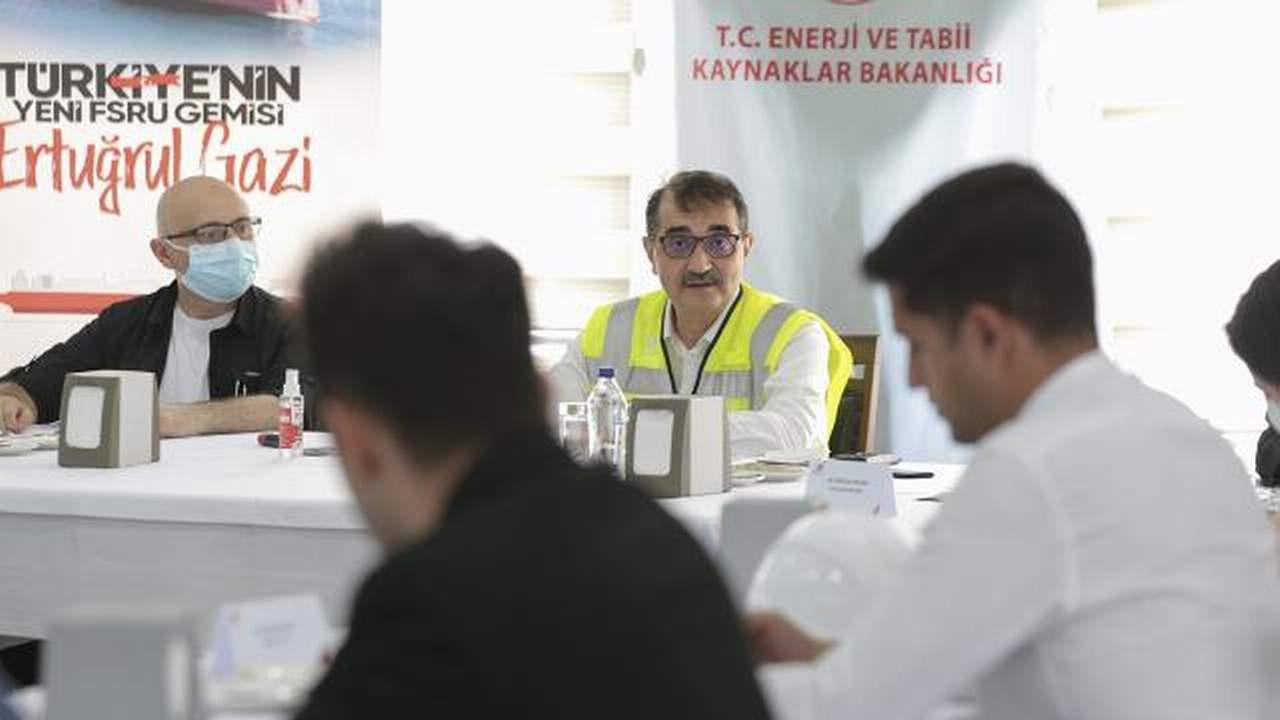 Bakan'dan Karadeniz'de yeni sondaj müjdesi