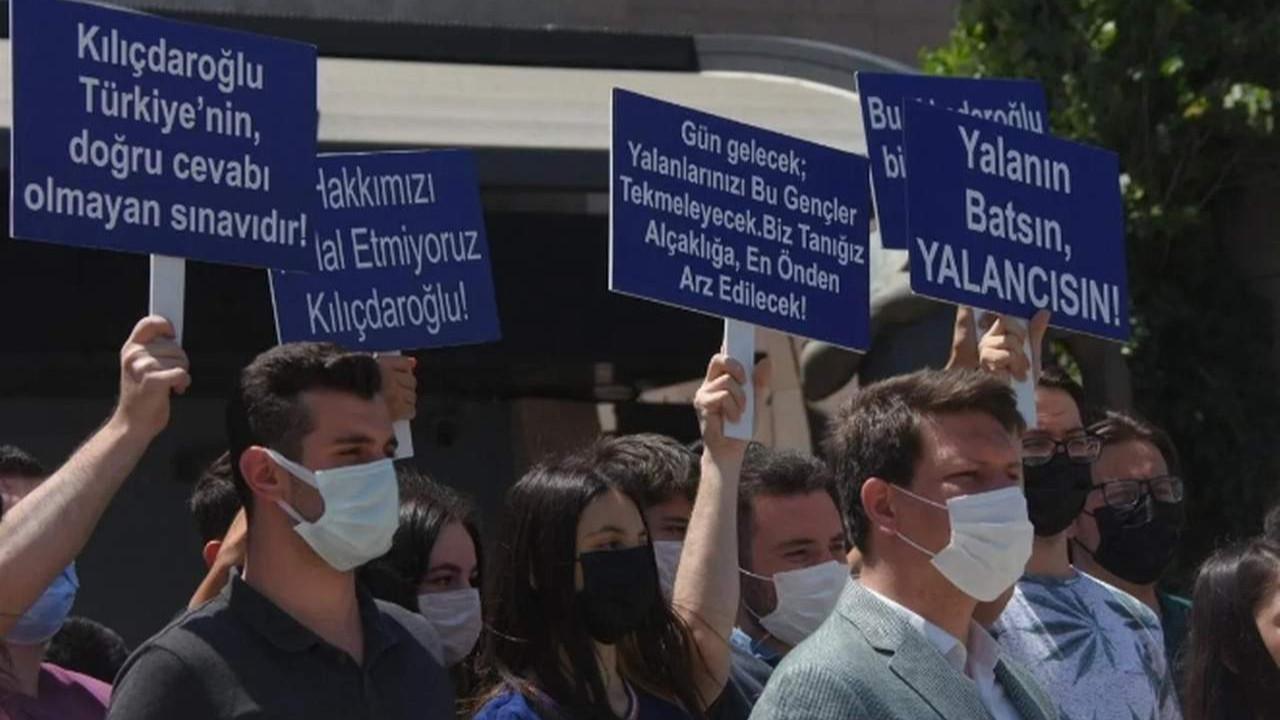 AK Partili gençler Kılıçdaroğlu'na dava