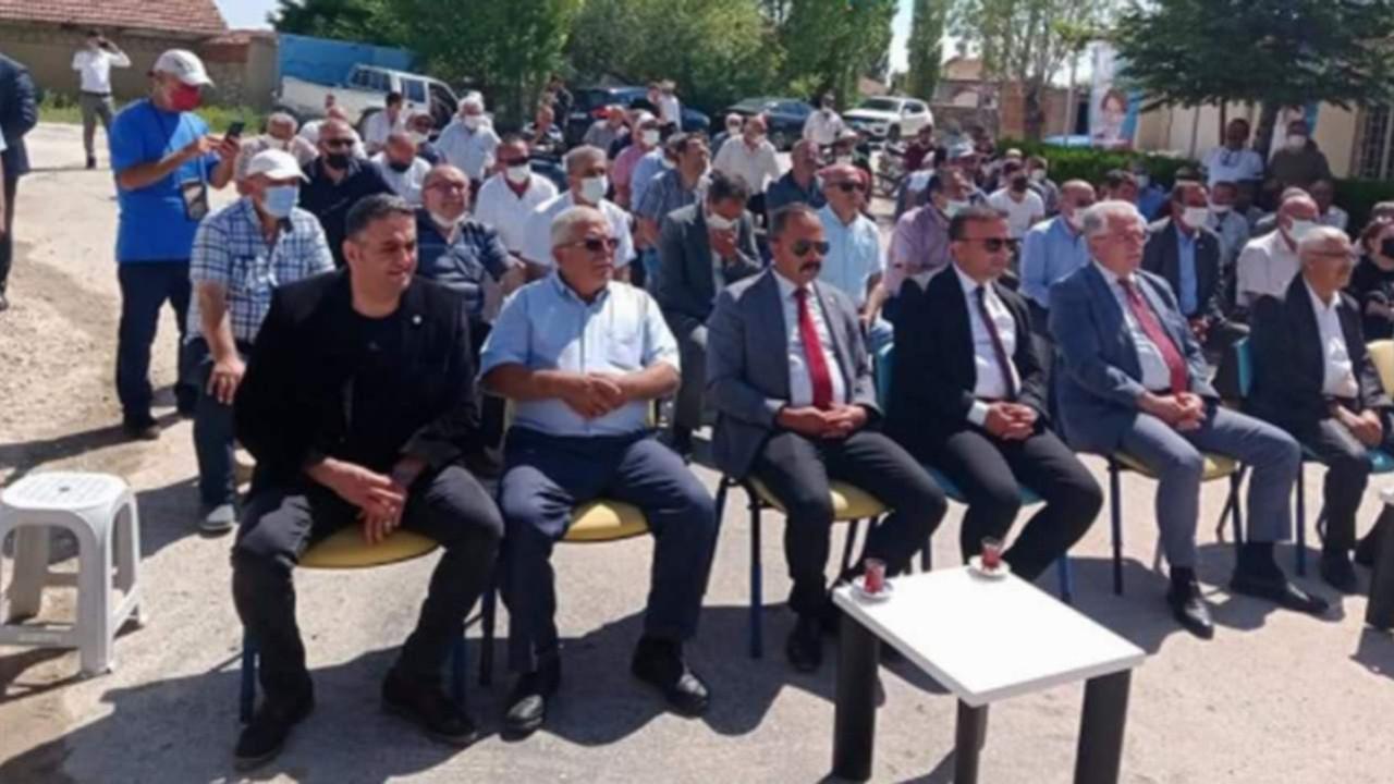 AK Parti'den istifa edip İYİ Parti'ye katıldılar