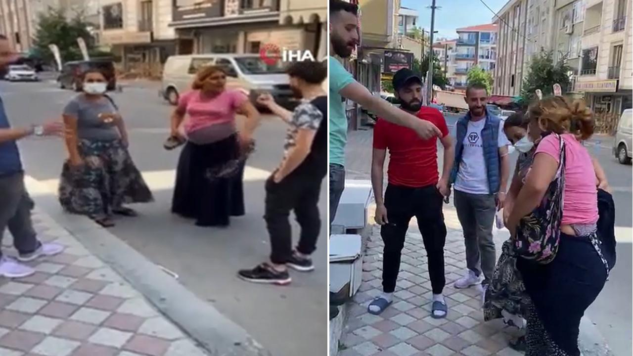 İstanbul'da pes dedirten olay! Yakalanınca soyunmaya kalkıştı