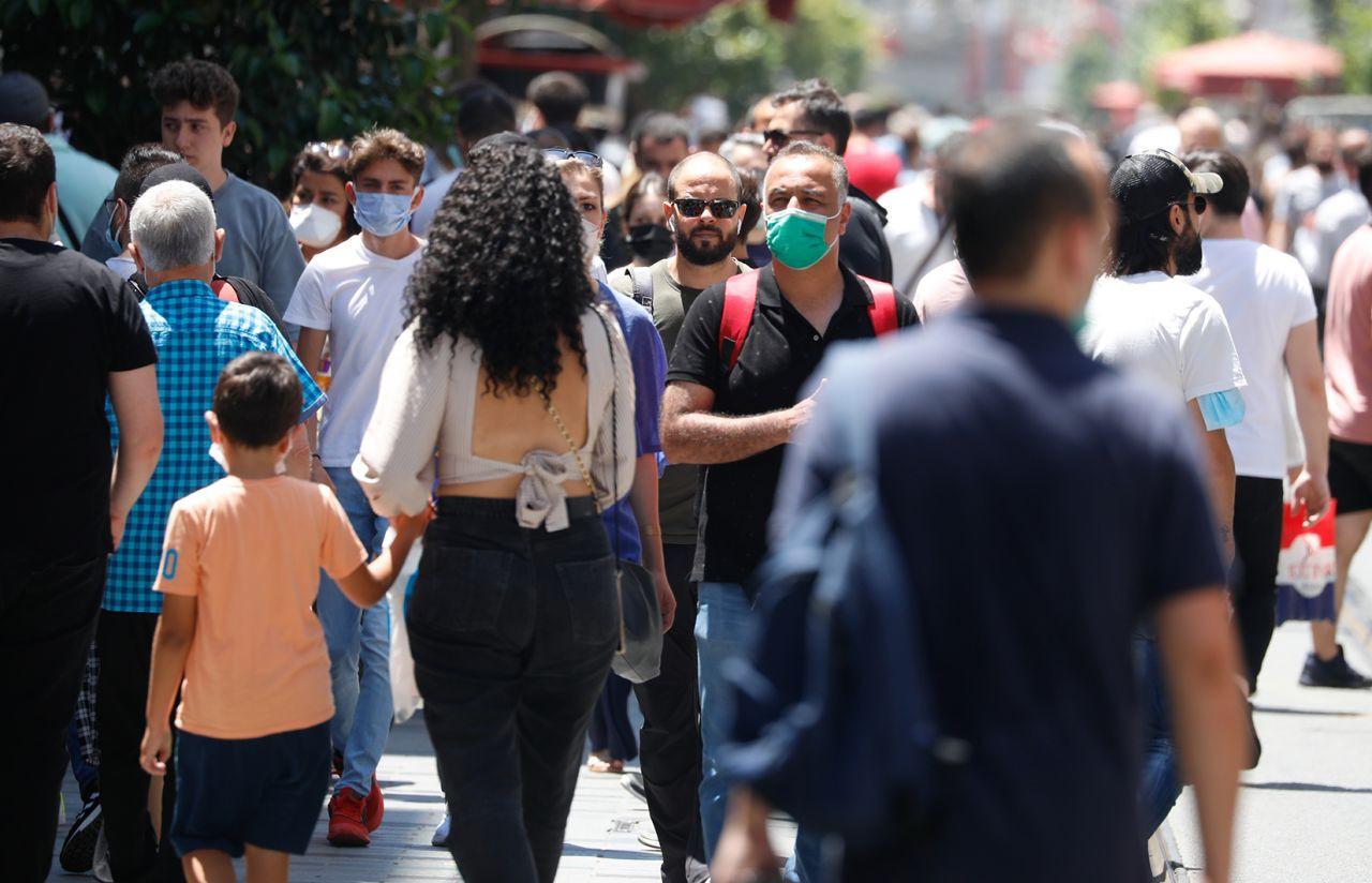 Burası İstanbul! Biz bu kafayla daha çok ''#evdekal''ırız!