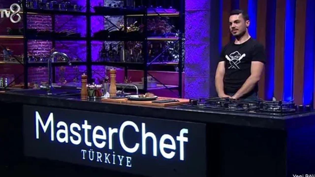 MasterChef Türkiye'de Mehmet Şef sinirlerine hakim olamadı!