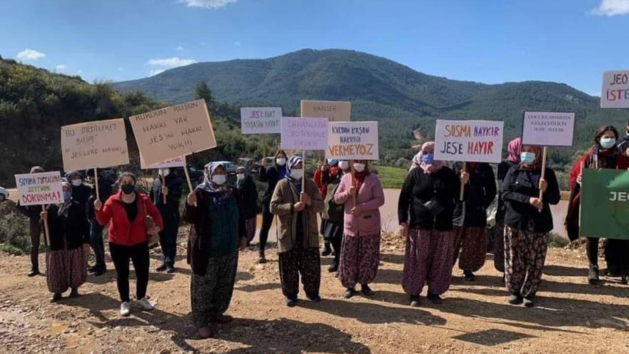 Seferihisar'da jeotermal santrale yürütmeyi durdurma kararı
