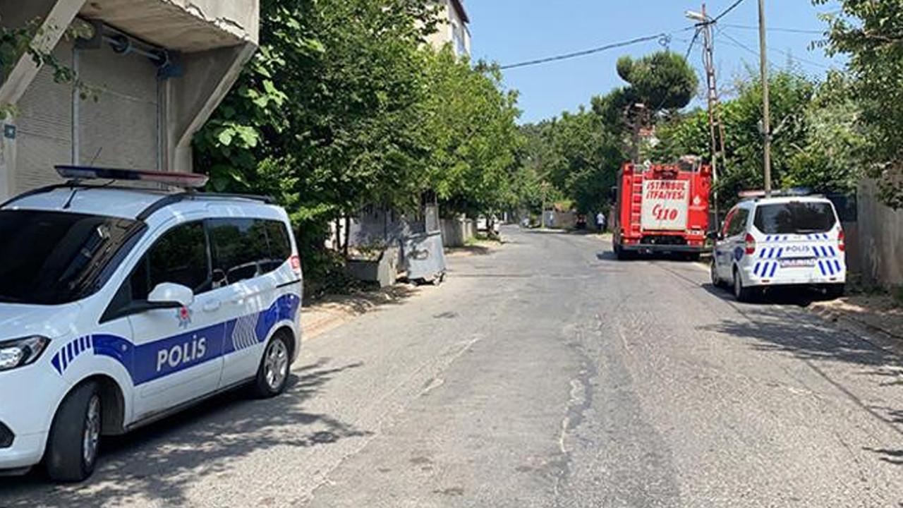 Ümraniye'de kaza: Ortalık savaş alanına döndü